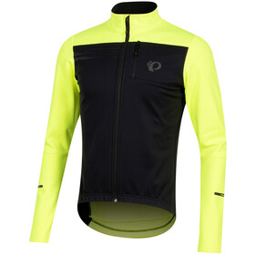 PEARL iZUMi Elite Escape AmFIB Chaqueta Hombre, screaming yellow/black